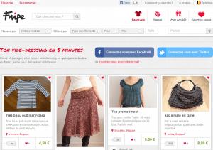 Fripe : une startup belge qui vous permet de revendre vos vêtements