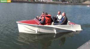 """Naviguer sur la Meuse, c'est possible avec """"Liège, au fil de Meuse"""""""