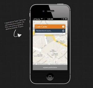 Cash-Cache : l'app' d'un liégeois pour trouver des distributeurs de billets