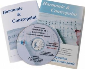 Nouveauté chez Arpège Musique : le logiciel musical « Harmonie et Contrepoint »