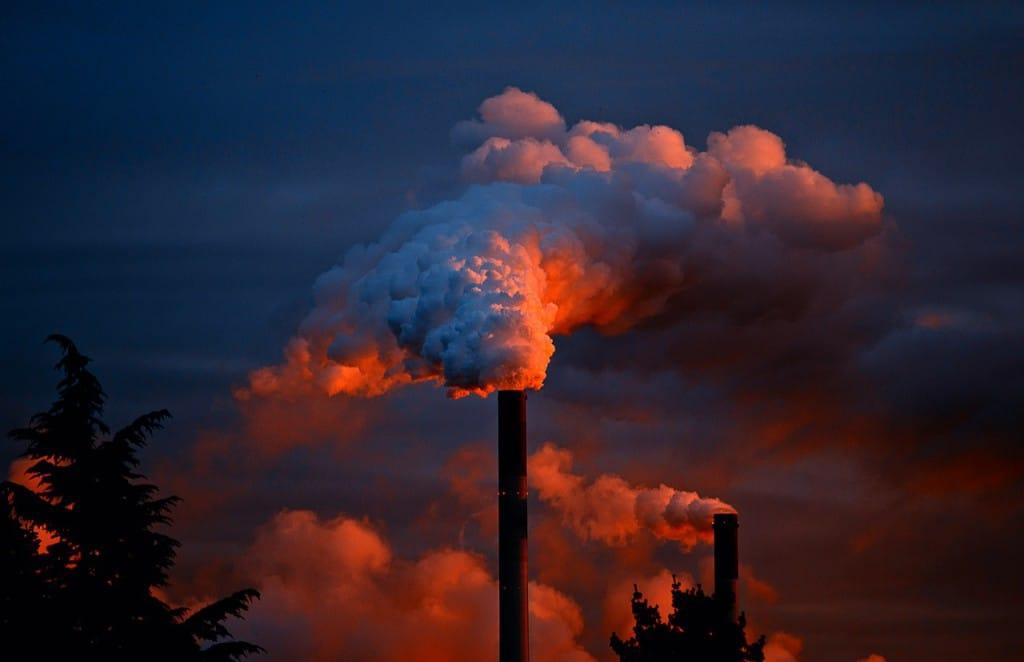 industrie-fumee