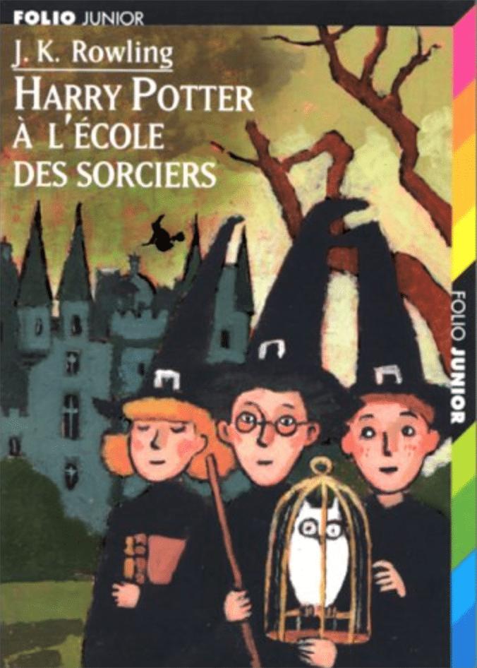 Harry Potter a l'École des sorciers a été traduit en 67 langues