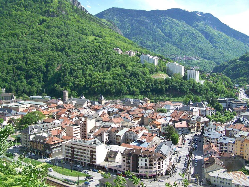 Moutiers Savoie