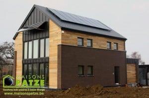Les Maisons Patze : entreprise de construction
