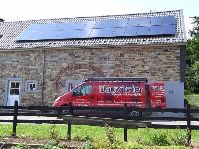 Dauvister-Ledoyen : entreprise spécialisée dans les énergies renouvelables