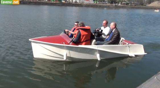 Naviguer sur la Meuse, c'est possible avec «Liège, au fil de Meuse»