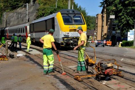 Le rail belge dans un état inquiétant