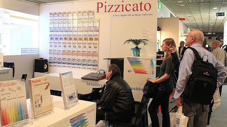Pizzicato, un logiciel musical 100% en français