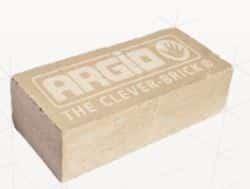 Le bloc Argio, une brique naturelle en première mondiale