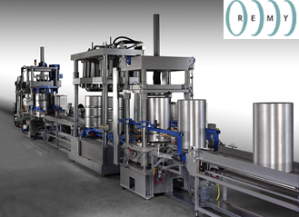 Remy International S.A. : Fabricant de fûts métalliques