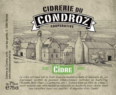 La Cidrerie du Condroz, première cidrerie artisanale de Wallonie