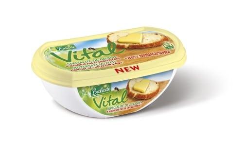 Corman : Du beurre… Sans cholestérol !