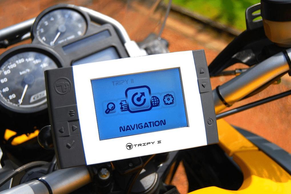 Tripy : un GPS belge privilégiant les itinéraires aux destinations
