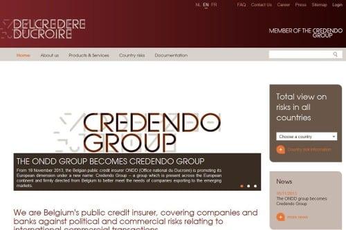 L'assureur-crédit public belge Ducroire devient Credendo Group