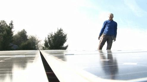 Finale 24 : des panneaux photovoltaïques fabriqués en Wallonie