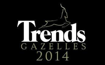 Les Trends Gazelles 2014 – résultats par province