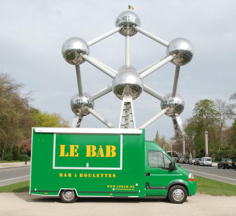 Le BàB : Un Foodtruck «bar à boulettes»