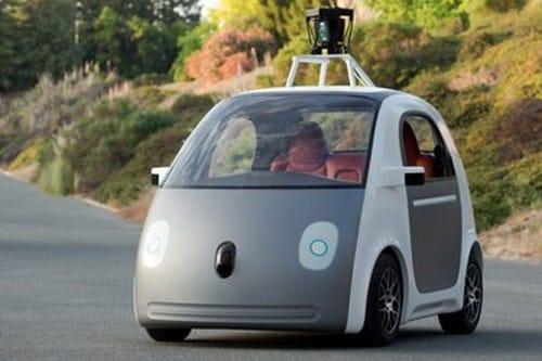 La «Google Car» va bientôt débarquer !