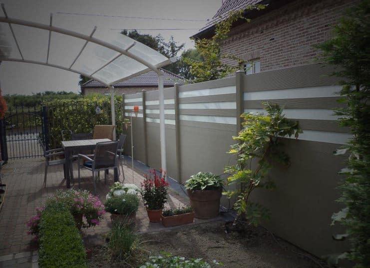 AP-Concept : parois, balustrades et palissades en Wallonie
