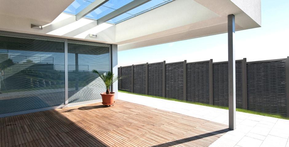 Rosa Green : Conception de panneaux écologiques en aluminium
