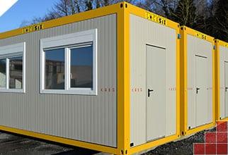 Locasix: Location de modules, de WC autonomes et de groupes électrogènes en Belgique