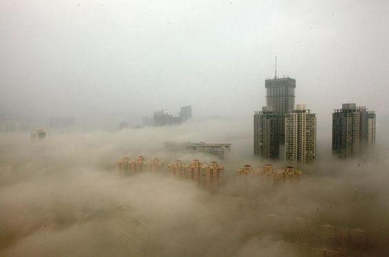 Pékin : des couloirs de ventilation géants pour endiguer la pollution