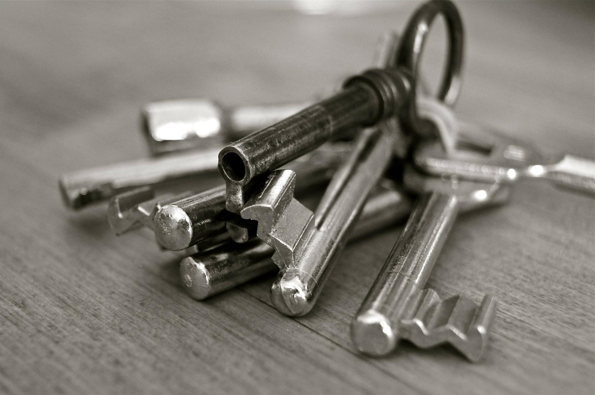 Comment ne plus perdre ses clés ?
