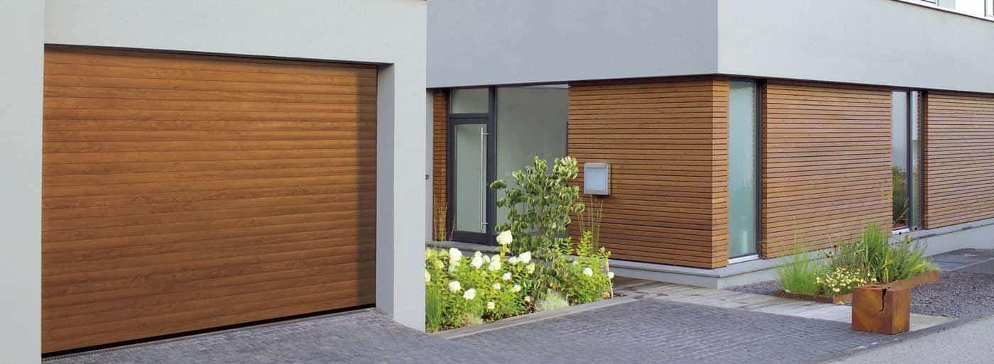 Rogister-Lacroix, une référence en châssis et portes de garage près de Liège