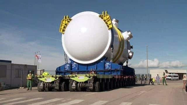L'îlot nucléaire, la pierre angulaire de l'énergie nucléaire