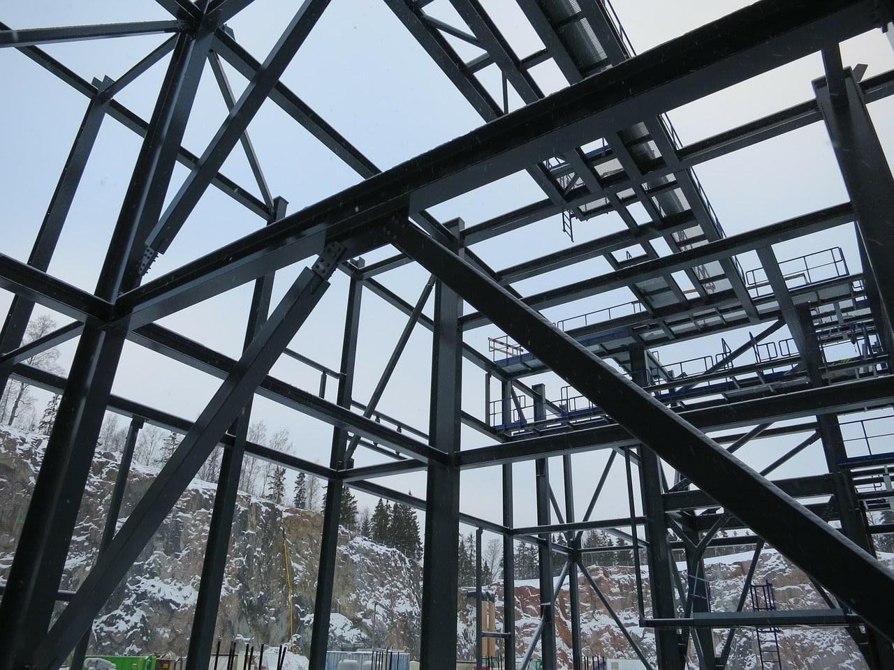 Construction métallique: 9 raisons de construire avec l'acier