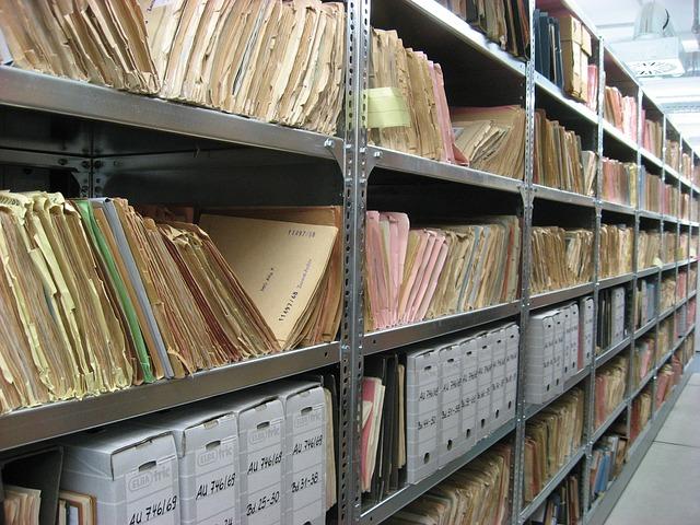 L'archivage électronique: une solution moins encombrante?