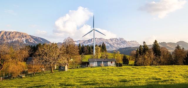Une éolienne est-elle une bonne alternative aux panneaux solaires?