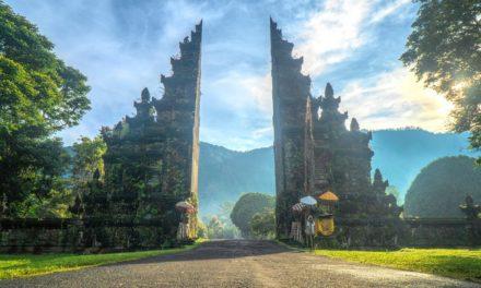 Rites funéraires en Indonésie