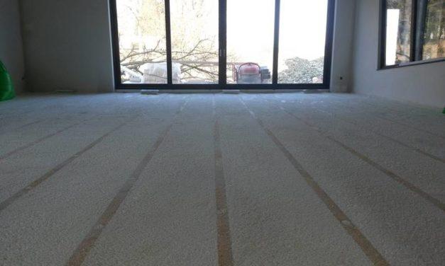 Quel matériau pour l'isolation de mon sol ?