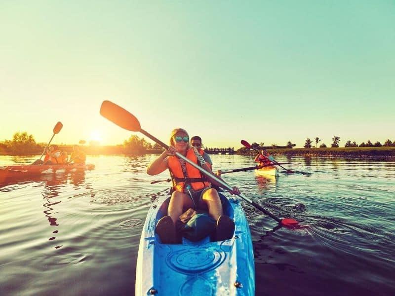 5 activités dans un village de vacances en bord de mer
