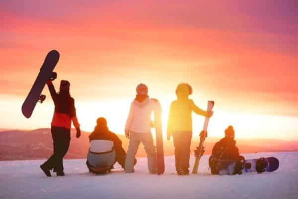 Villages de vacances au Ski : la valise idéale