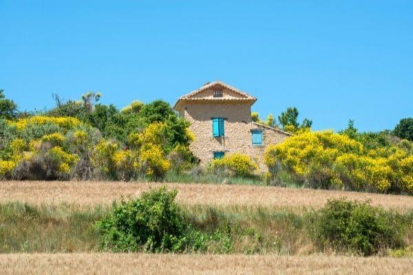 Un investissement dans une villa en Provence
