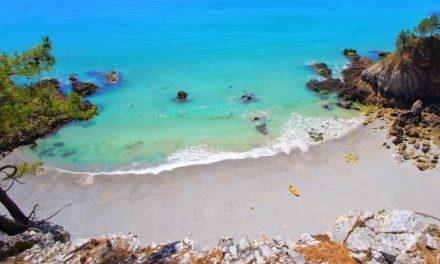 Bain de soleil sur les plages secrètes de France